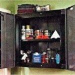 шкаф для хранения принадлежностей