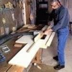 Фрезерный стол под потолком