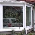 Зимний сад какому окну