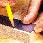 вставной шип в плотницком и столярном деле