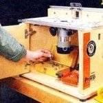фрезерный стол своими руками