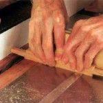 Быстрое и легкое изготовление шипов