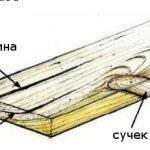 Трещины и сколы